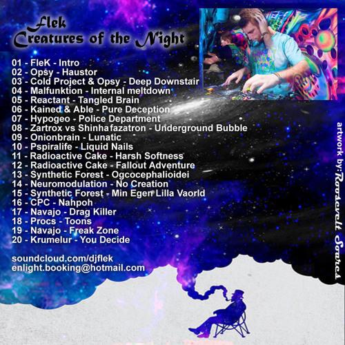 FleK - Creatures of the Night (Promo 2011)