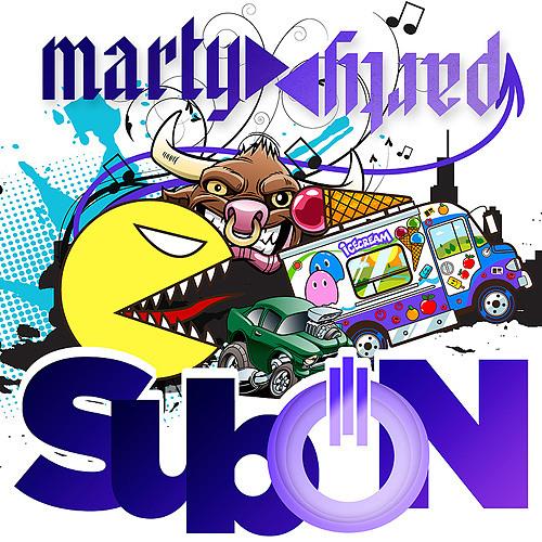MartyParty - V8