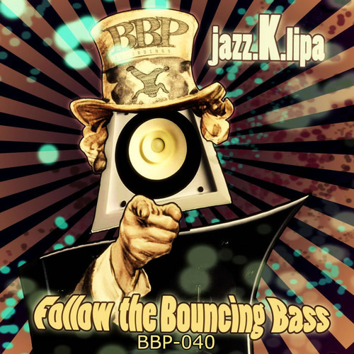 """Jazz K Lipa """"Follow The Bouncing Bass"""" (DJ WOOD REMIX) /clip"""