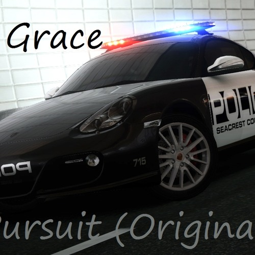 Alien Grace - Pursuit (Original Mix)