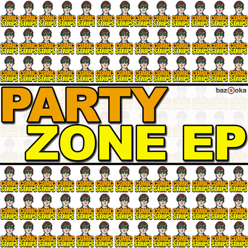 Comic Strips - Party Zone