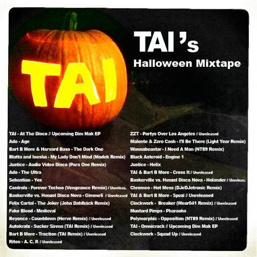 TAI's Halloween Mix