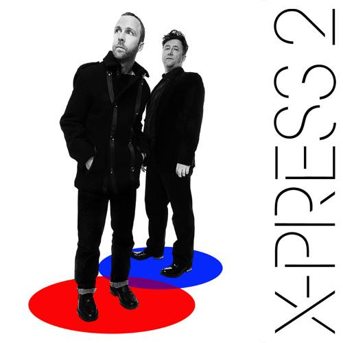 6Mix - X-Press 2 Takeover
