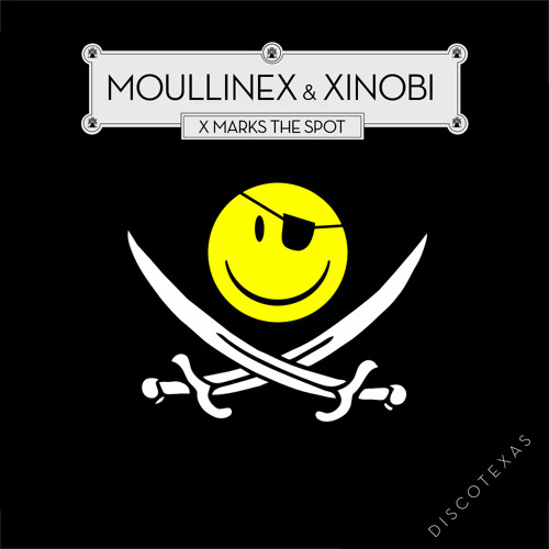 Moullinex & Xinobi - X Marks The Spot (Glimmers Disko Version)