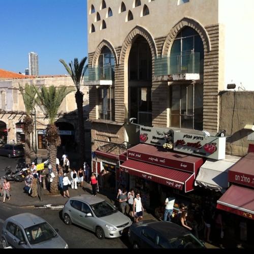 Arabic quarter: Jaffa at Tel Aviv