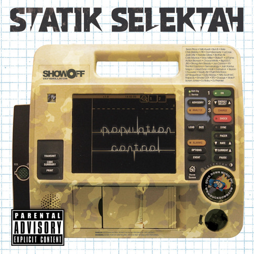 "Statik Selektah ""Sam Jack"" [Radio Rip] feat. XV, Jon Connor & The Kid Daytona"
