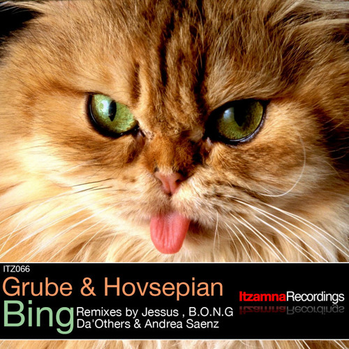 Grube & Hovsepian Pres. Nueve - Bing (Jessus Big Room Remix)