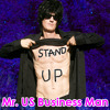 Stand-Up Mr. U.S. Business Man  (Free MP3 Download-push the down arrow below left)