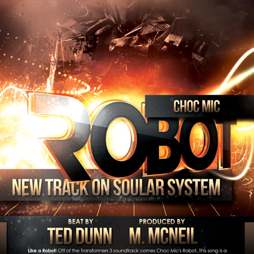 (Robot)  by Choc Mic & Ted Dunn The Gargoyle