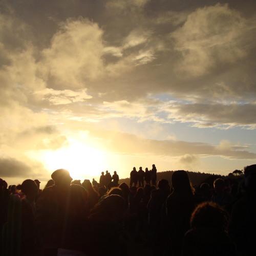 Ben Evans - Lost The Plot Festival 2011 - Sunrise Set - Live Recording - Oct 15