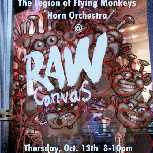 LFM at Raw Canvas 2011-10-13