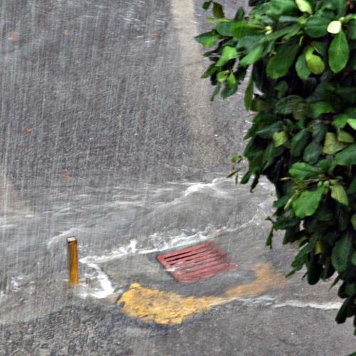 rain in Panamá