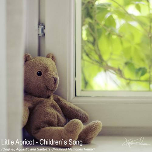 Little Apricot - Children`s Song (Original mix) [FREE 320]