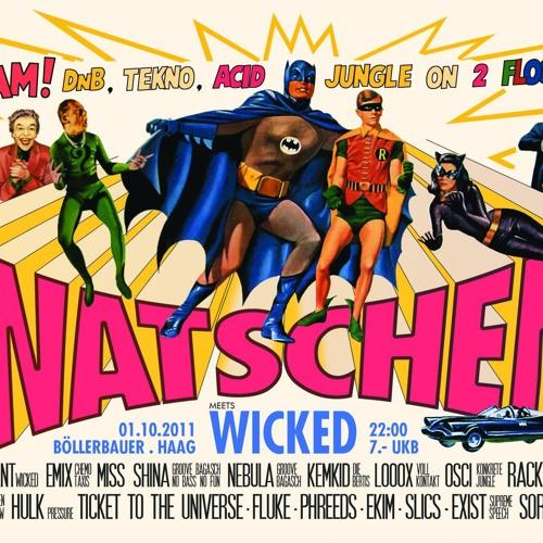 KemkiD - WickedWatschen DNB Mix 2011