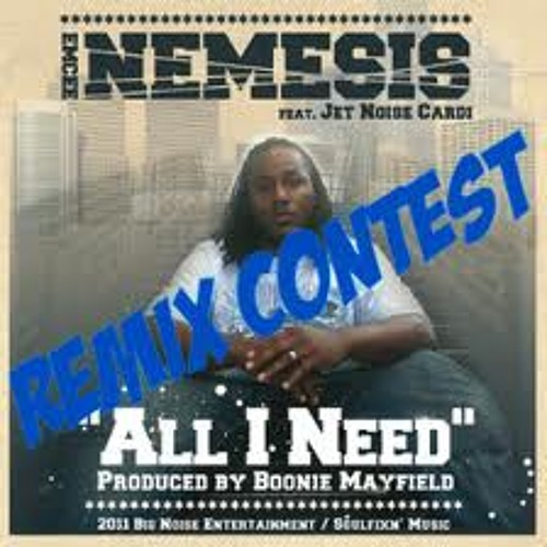Emcee Nemesis - All I Need (Feat. Jet Noise) (Jewbei Remix)