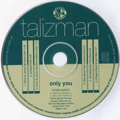 talizman only you