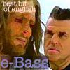 e-Bass....Best Bit Of English