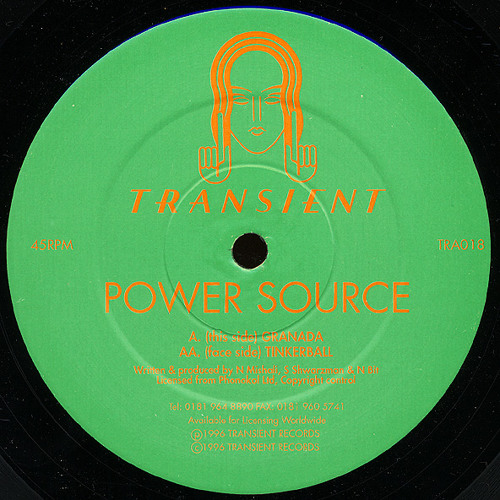 Power source Granada agababa remix