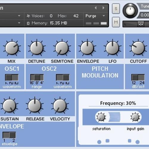 TapeStation - Deckard's Lament (shadoe42)