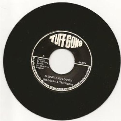 krinjah feat. Bob Marley - Burning & Looting Remix