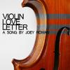 Violin Love Letter