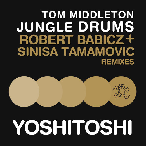 Tom Middleton - Jungle Drums (Original Mix) [Promo Edit]