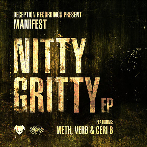 DUB WAR PT2 [VERB REMIX] - MANIFEST - NITTY GRITTY E.P. - OUT NOW - DECEPTION