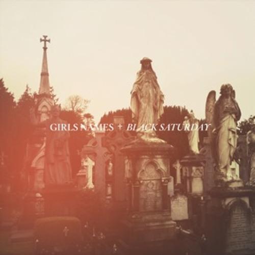 Girls Names - Black Saturday