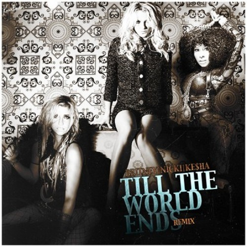 Britney Spears-Till The World Ends (S-I-D Energy Remix)