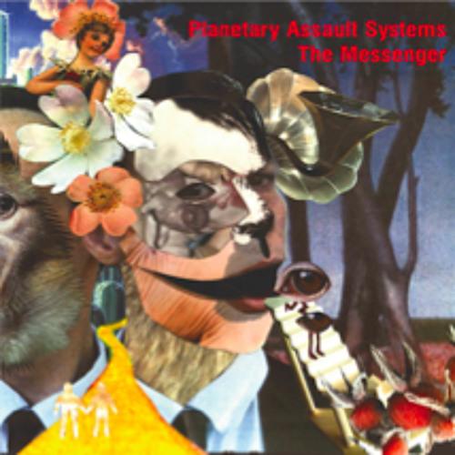 Shortened Album Stream :: Planetary Assault Systems - The Messenger (OstgutLP10/CD20 - 24.10.11)