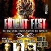 Oct 28th Fright Fest Promo ! Dj Sliink , Dj Classic , Dj Lilman