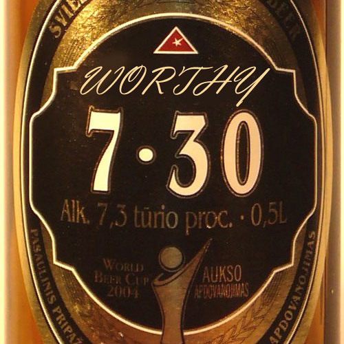 Worthy - This Thing Started at 7:30 (Fall Promo Mix)