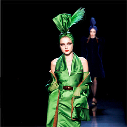 Jean Paul Gaultier Couture printemps ete 2010 - Fashion Show Soundtrack