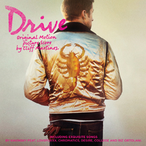 Cliff Martinez - My Name On A Car