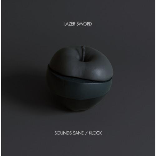 """Lazer Sword """"Sounds Sane"""" (MONKEYTOWN019) NOV 25"""