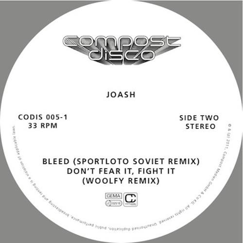 Joash - Bleed (Sportloto Soviet Mix) (Compost Disco, 12'', 2011)