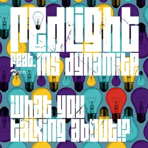 Redlight - What You Talking About!? EP