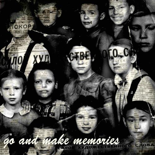 """GO AND MAKE MEMORIES ""- Dasha Rush  (for Modyfier - process part 276)"