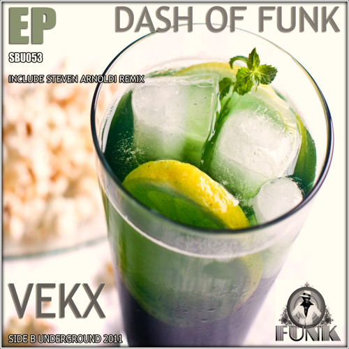 Dash of funk (Steven Arnoldi remix) [out on SideB Underground]