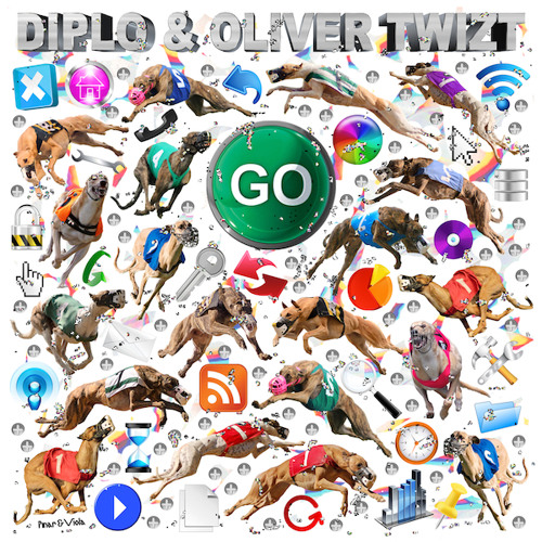 Diplo & Oliver Twizt- GO Preview MiniMix
