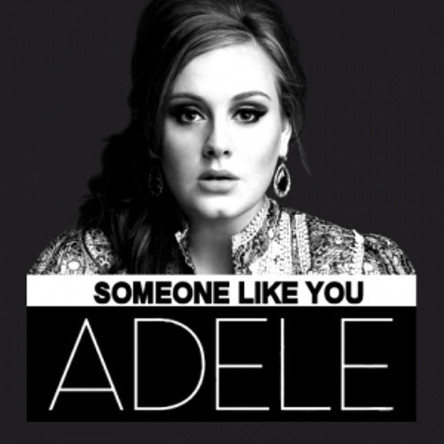 Adele - someone like you (WICHO EDIT)