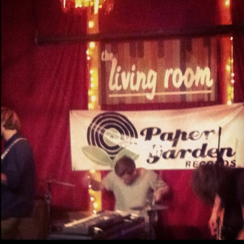 Tall Ships CMJ Live at The Living Room