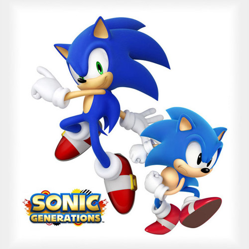 End medley sonic generations