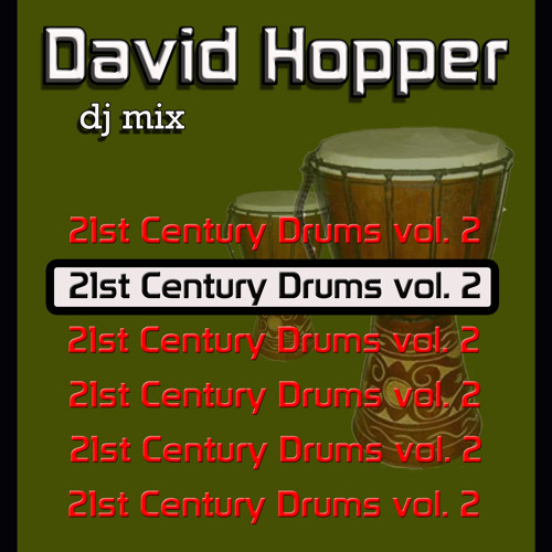 "David Hopper ""21st Century Drums vol. 2"""