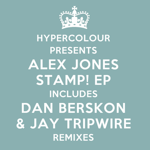 Alex Jones - STAMP! - Hypercolour