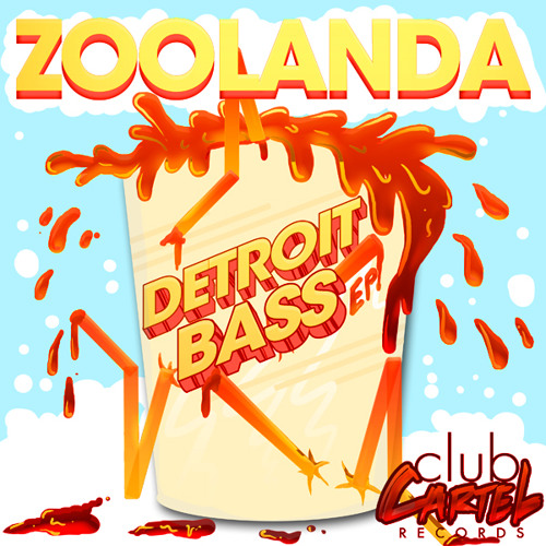 Zoolanda - Detroit Bass (Original Mix) [Club Cartel Records] OUT NOW!!!!! BUY ME!!!!