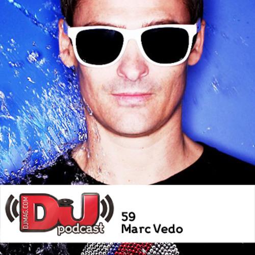 DJ Weekly Podcast 59: Marc Vedo