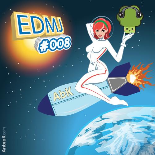 EDM Journey 008 (October 2011)