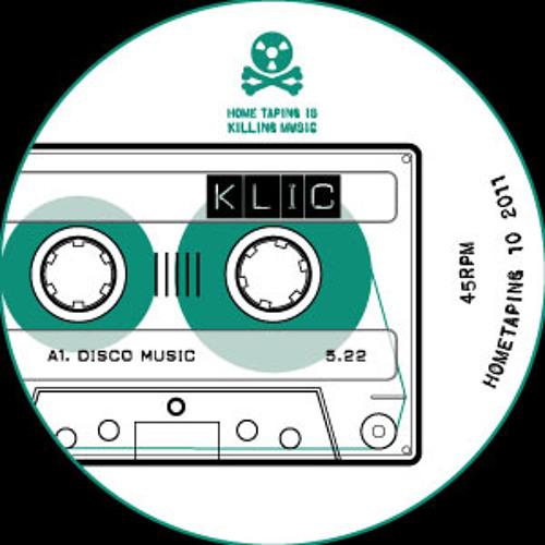 Home Taping 10 - Klic - Disco Music