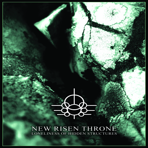 """New Risen Throne """"Loneliness Of Hidden Structures"""" CD (38th Cycle)"""